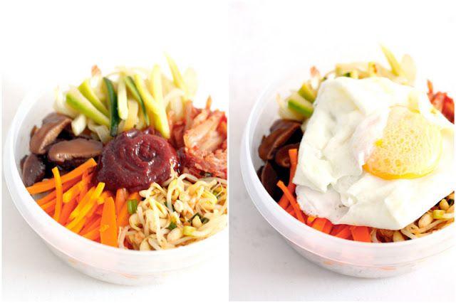 Foodagraphy. By Chelle.: Bibimbap (비빔밥)