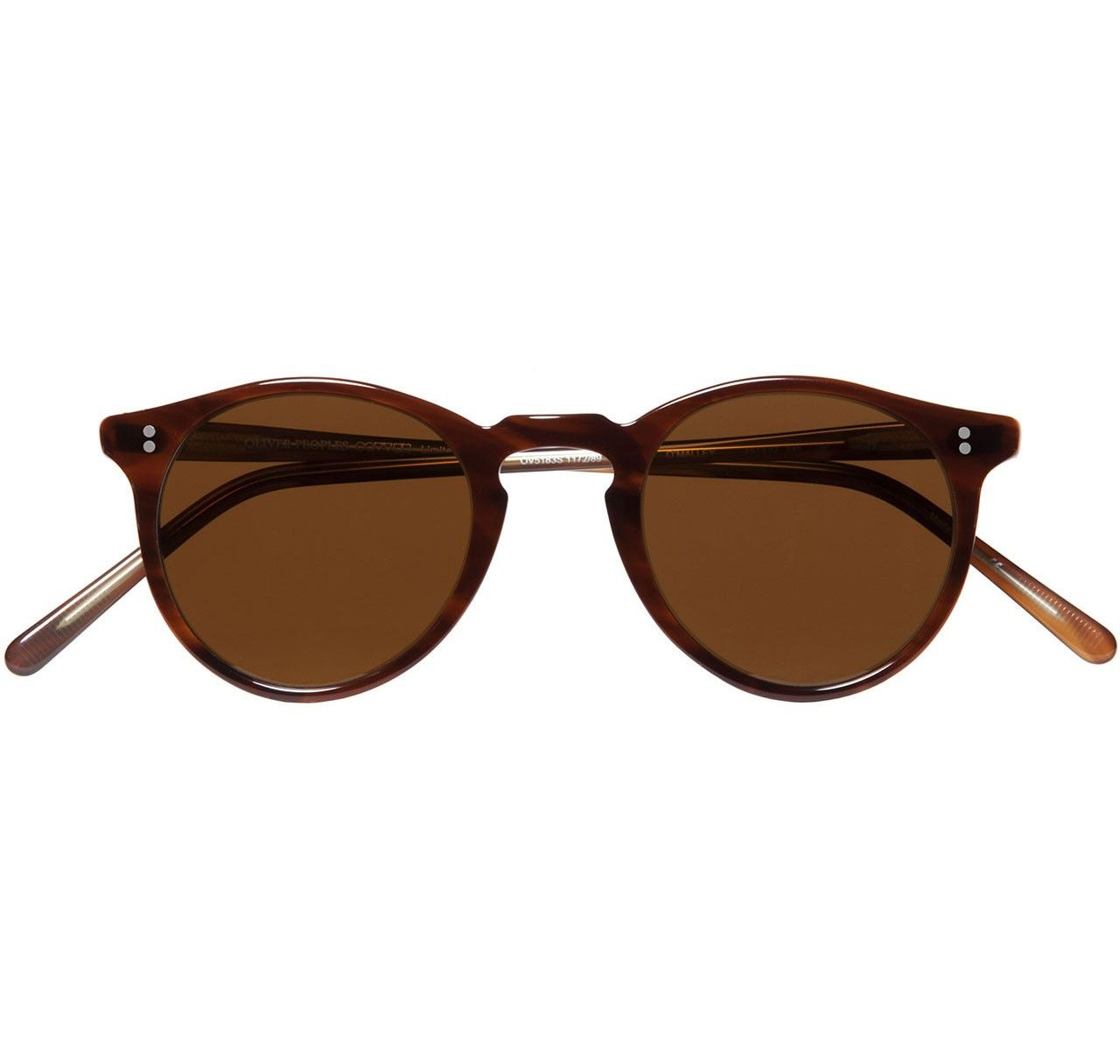 098b8de7c46 SIR JACK S - Oliver Peoples O Malley Sun Brown Tortoise Cream with Super  Brown Polar