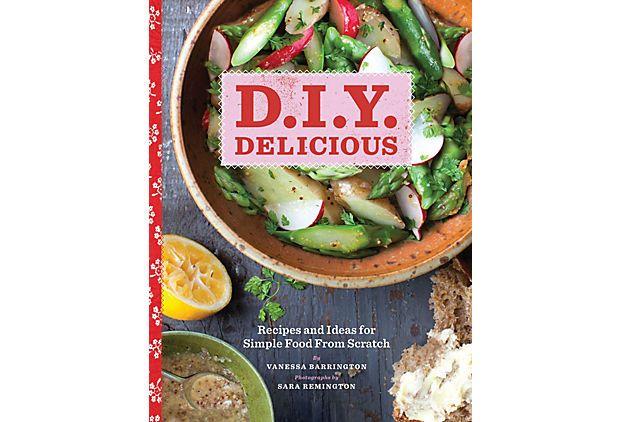 Cookbook: D.I.Y. Delicious  on OneKingsLane.com