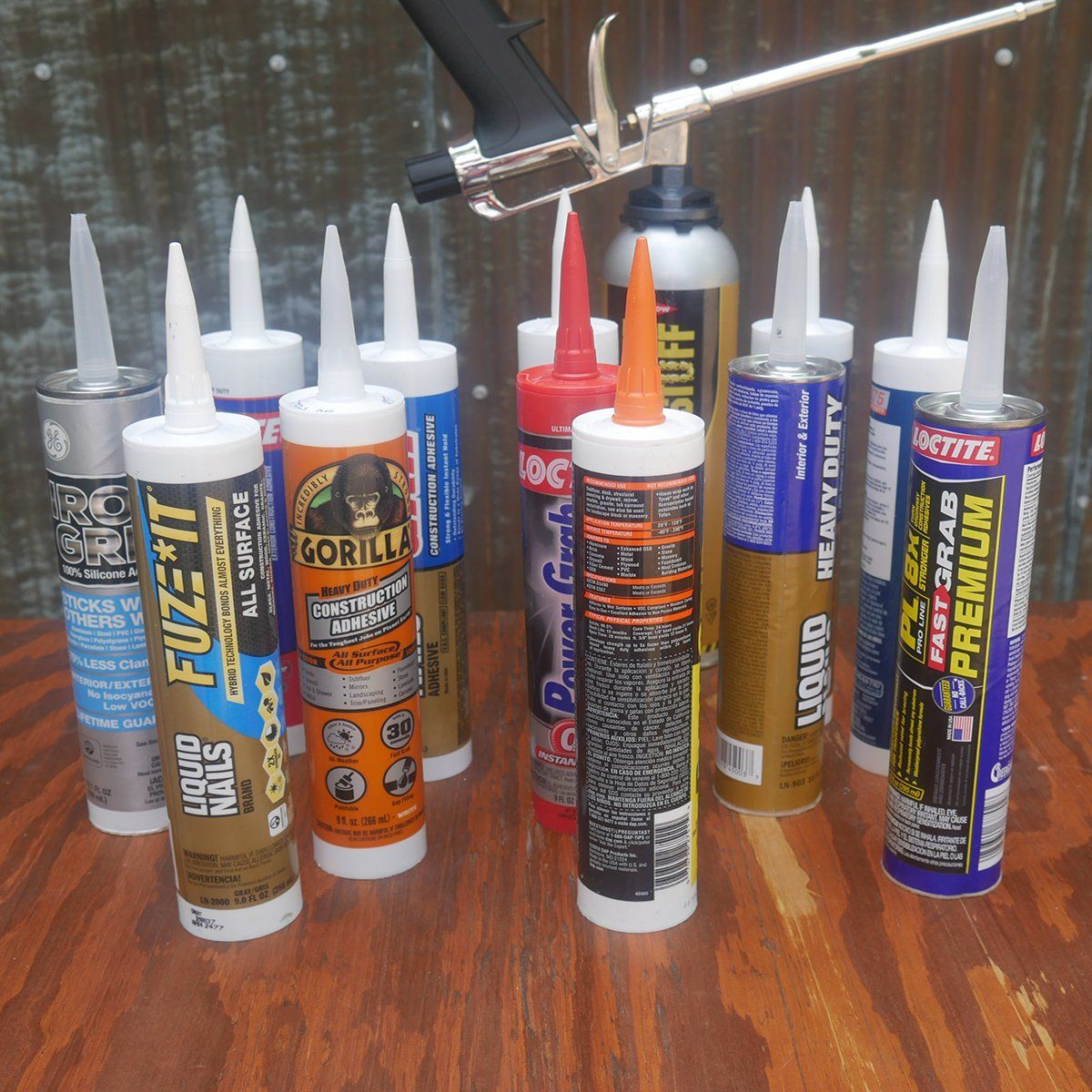 We Tested 10 Top Construction Adhesives In 2020 With Images Construction Adhesive Construction Glue Construction