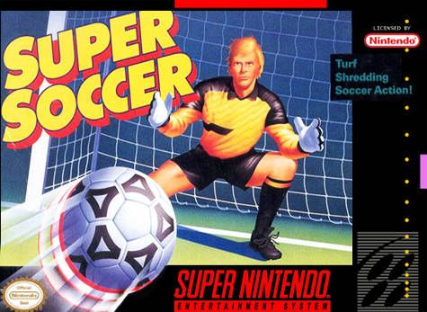 Super Soccer Box Shot For Super Nintendo Gamefaqs Super Nintendo Soccer Soccer Online