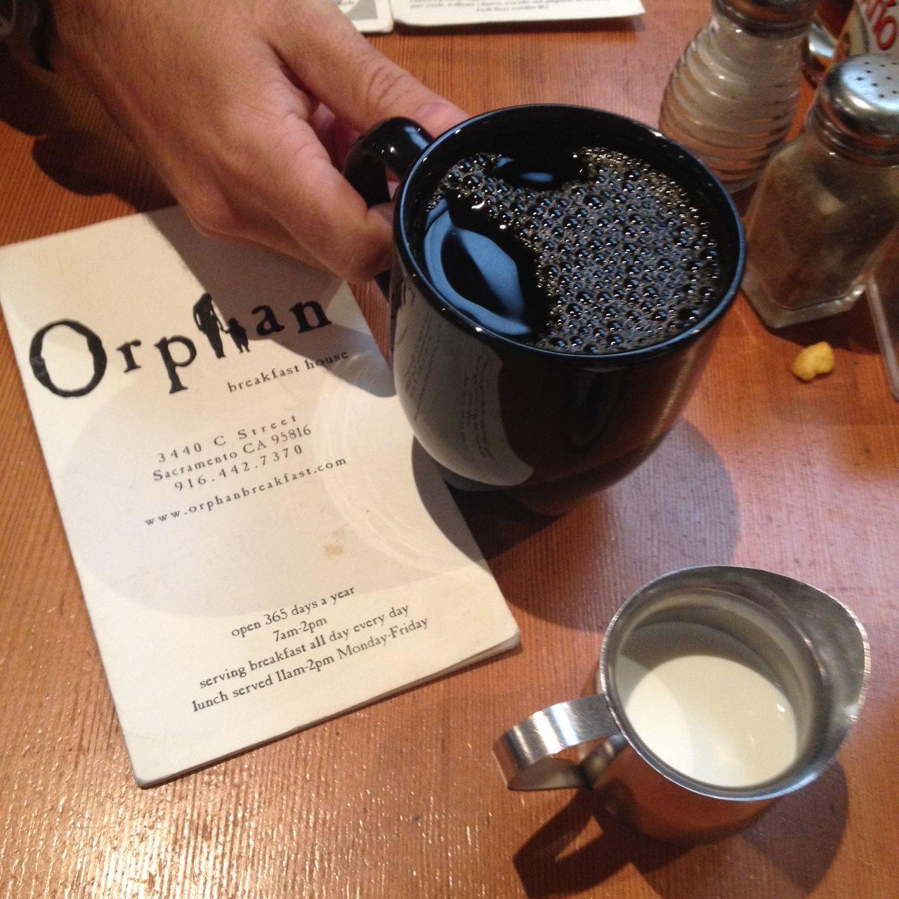 Breakfast In Sacramento: Orphan