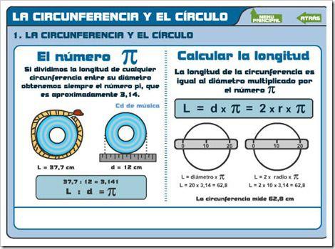 Longitud circunferencia