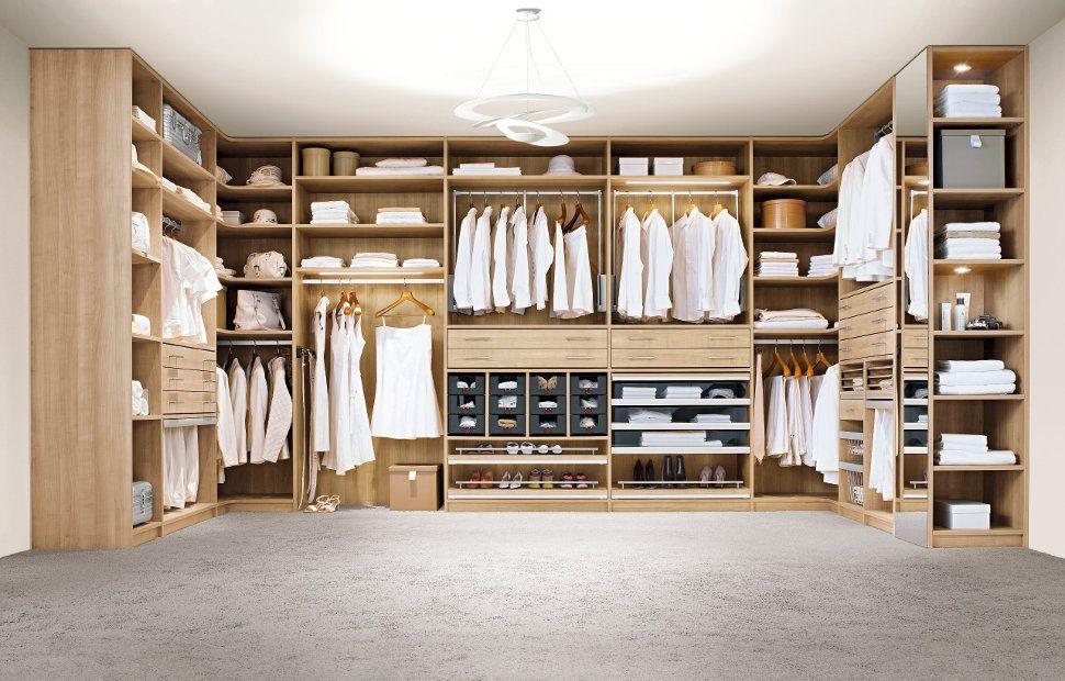 Begehbarer kleiderschrank stars  Bis in die letzte Ecke geplant: ein begehbarer Kleiderschrank für ...