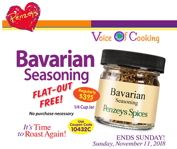Free Bavarian Seasoning At Penzey S Spices Penzeys Spices Spices Seasonings