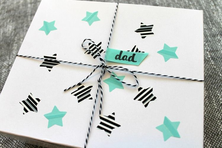 How to Make Stickers with Washi Tape from Scotch® Brand: Child at Heart Blog