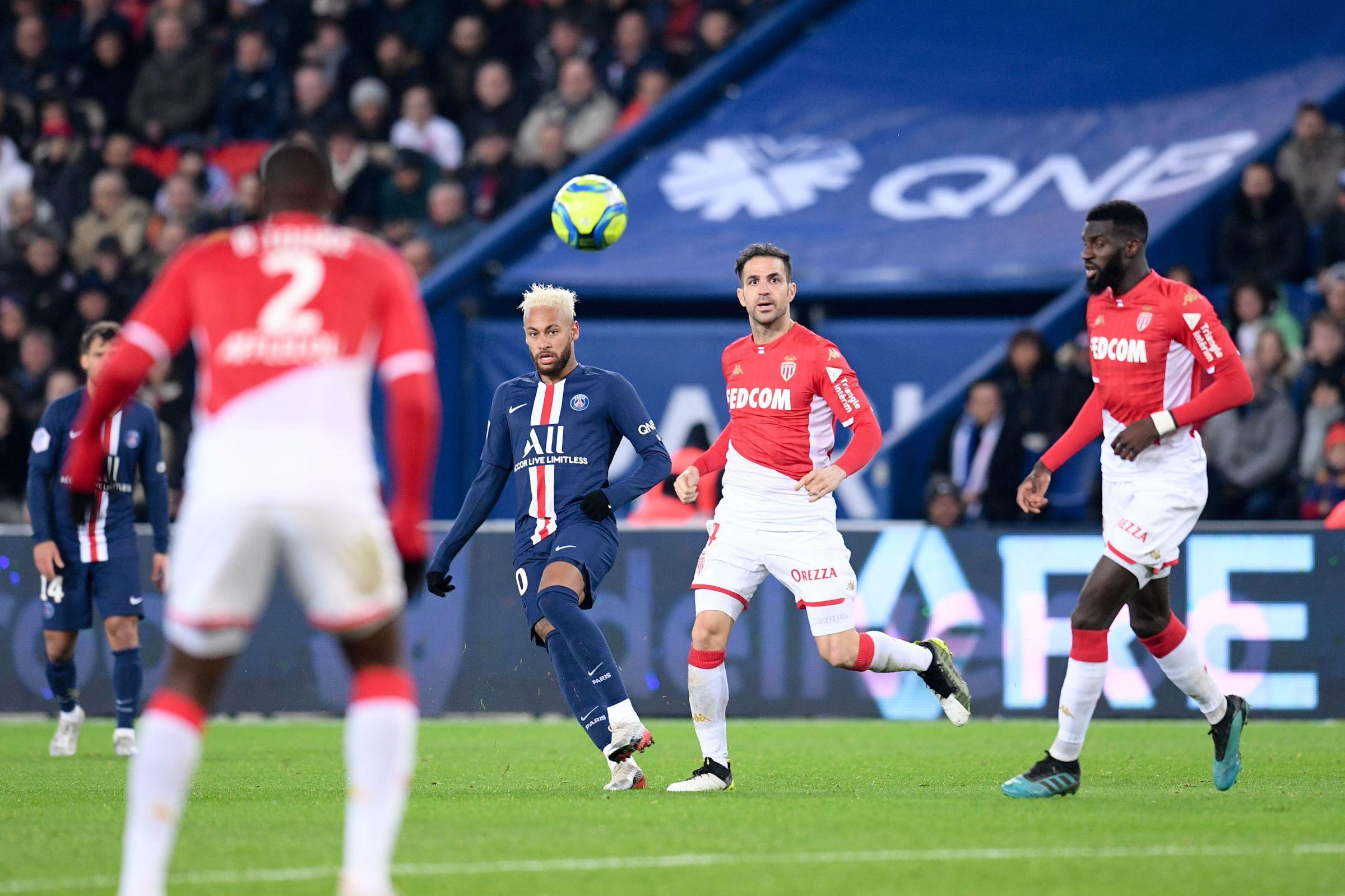 MonacoPSG sur quelle chaîne voir le match de Ligue 1 à