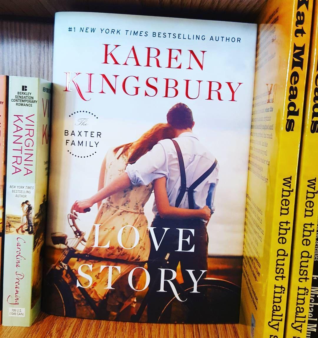 A new Karen Kingsbury set in Kitty Hawk very exciting! #islandbookstoreobx #readeveryday #karenkingsbury #lovestory