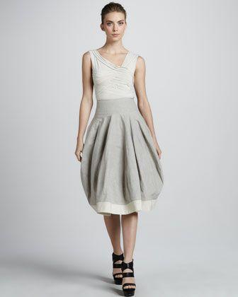 Bubble Skirt Hem 57