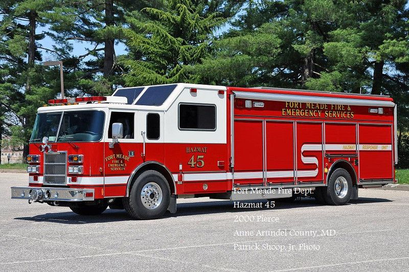 Anne Arundel County KEYSTONE STATE FIRE PHOTOS Rescue