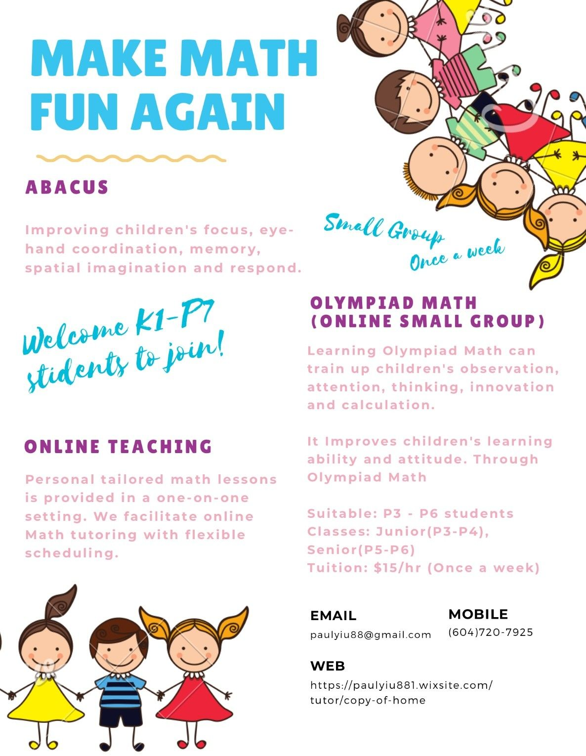 Online Teaching Abacus And Olympiad Math Online Teaching Teaching Fun Math [ 1530 x 1186 Pixel ]