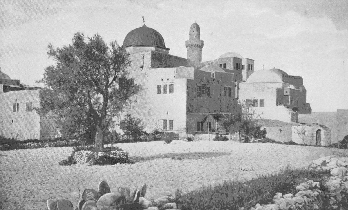 Jerusalem Palestine 1890s Kuds Filistin Jerusalem Palestine