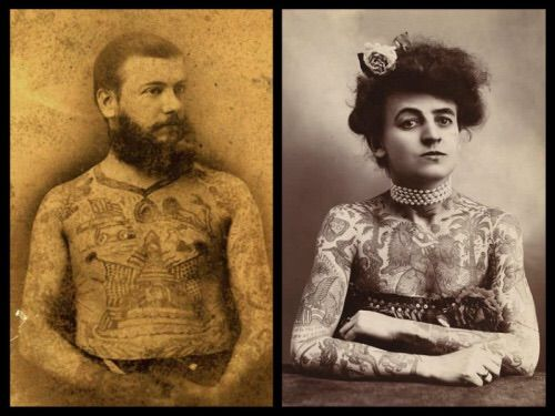 Tattoos and the Civil War       Tattoos and the name Martin