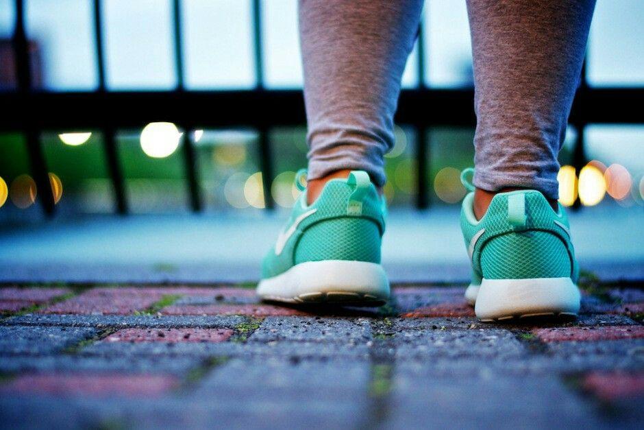 NIKE Roshe Run - Turquoise