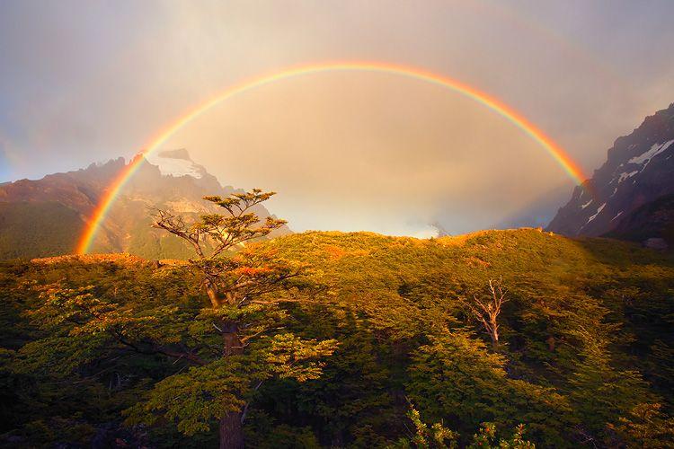 Pro secrets: How to photograph a rainbow.