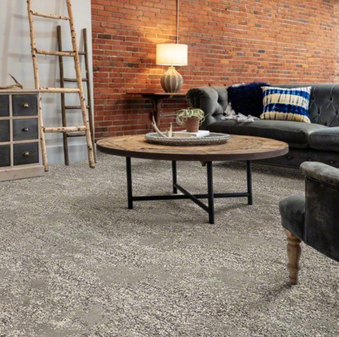 Tavares (ZZ10-10) Carpet Flooring  Anderson Tuftex  White
