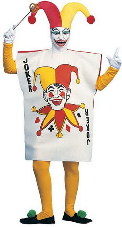 Diy Joker Card Costume Playing Card Costume Card Costume Joker Playing Card