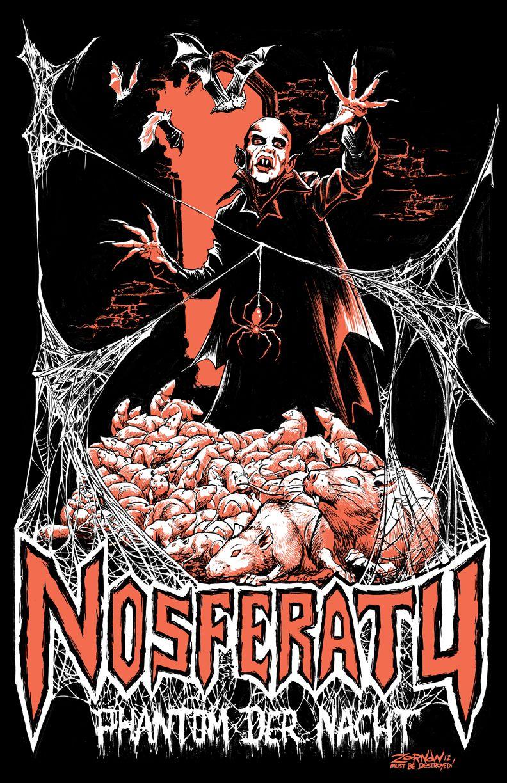 NOSFERATU PHANTOM DER NACHT by Zornow Nosferatu, Horror
