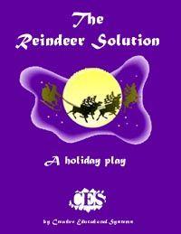 Short Christmas Plays.Downloadable Reindeer Solution Short Christmas Play Script