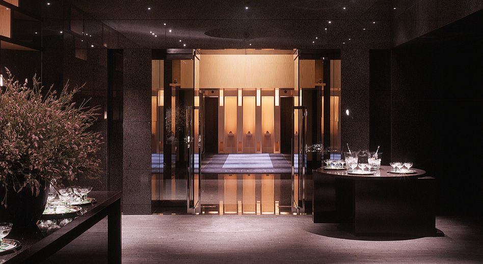 Luxury Spa Design Plateau Spa At Hyatt Hong Kong