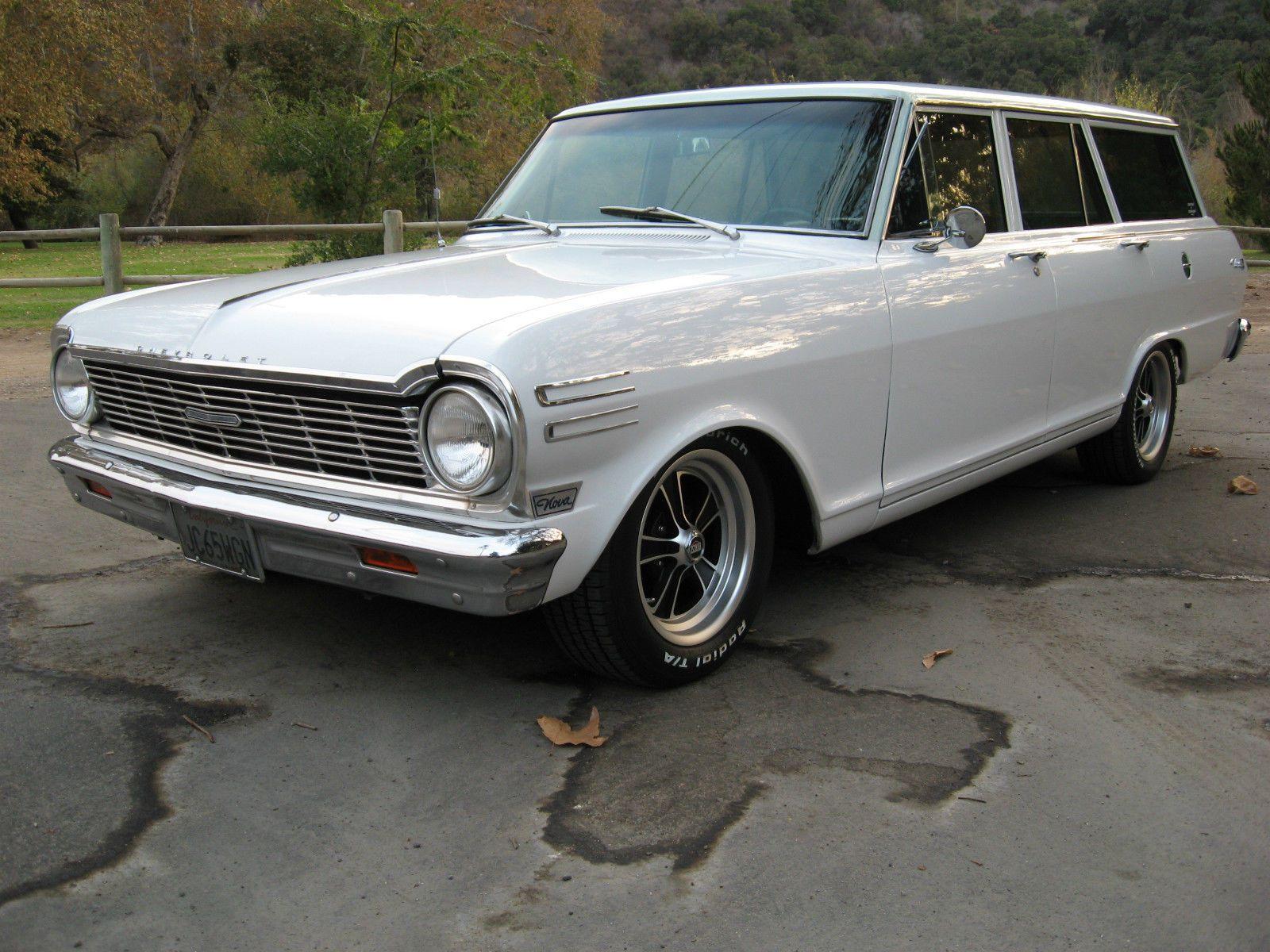 Chevrolet Nova Wagon Wagon Chevrolet Chevrolet Nova