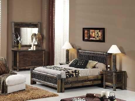muebles en caña - Buscar con Google | Reciclados | Pinterest | Cañas ...