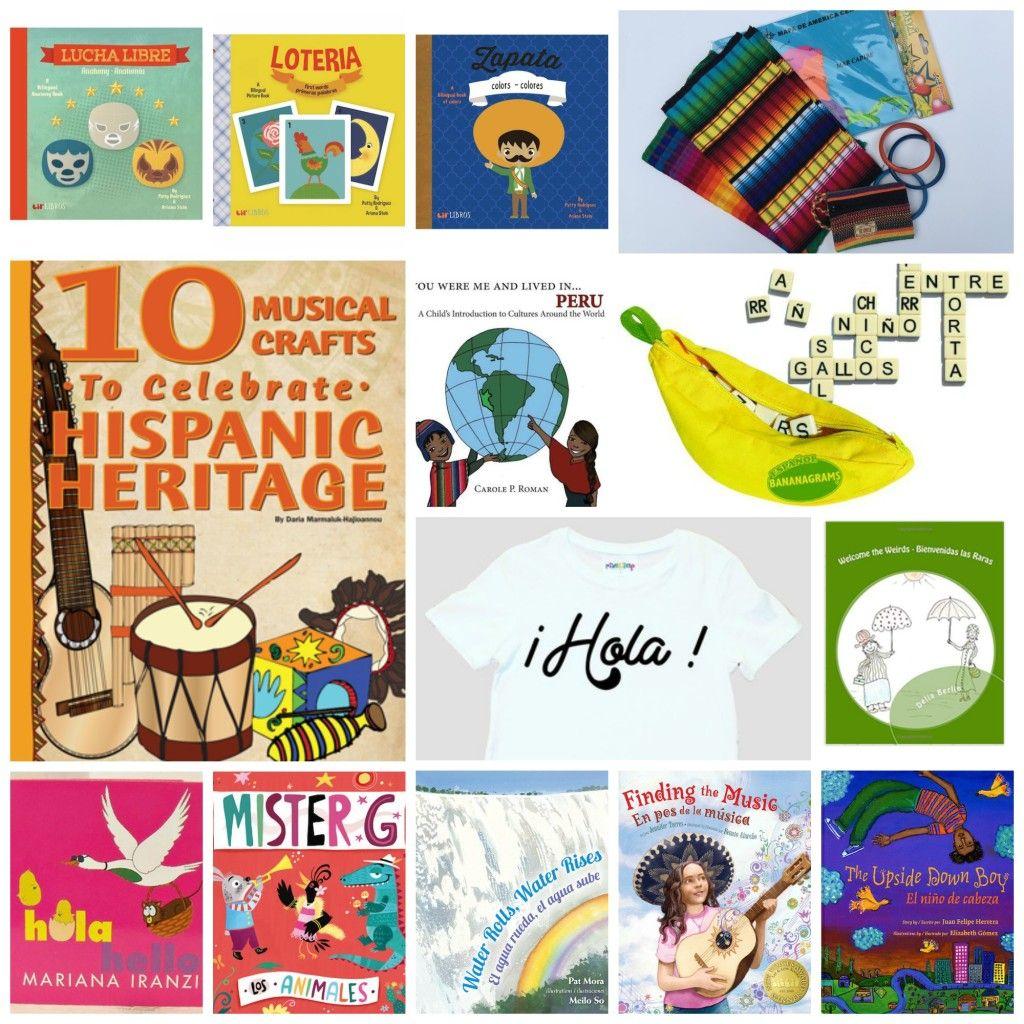 Spanish Songs for Kids to Celebrate Hispanic Heritage