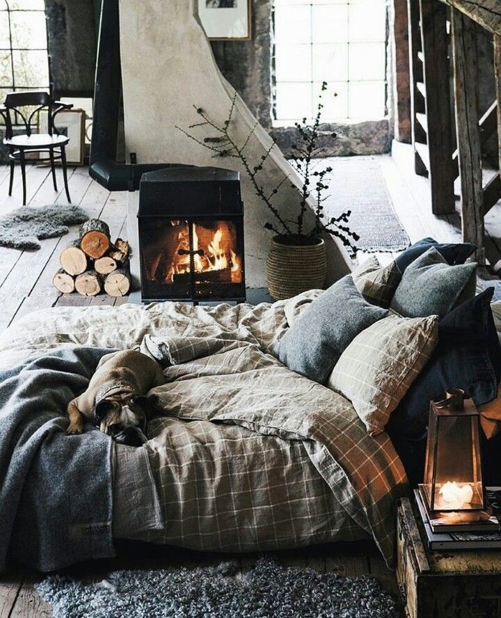 Pin by Maleya Kowitz on Bedroom Ideas   Cozy house, Home ...