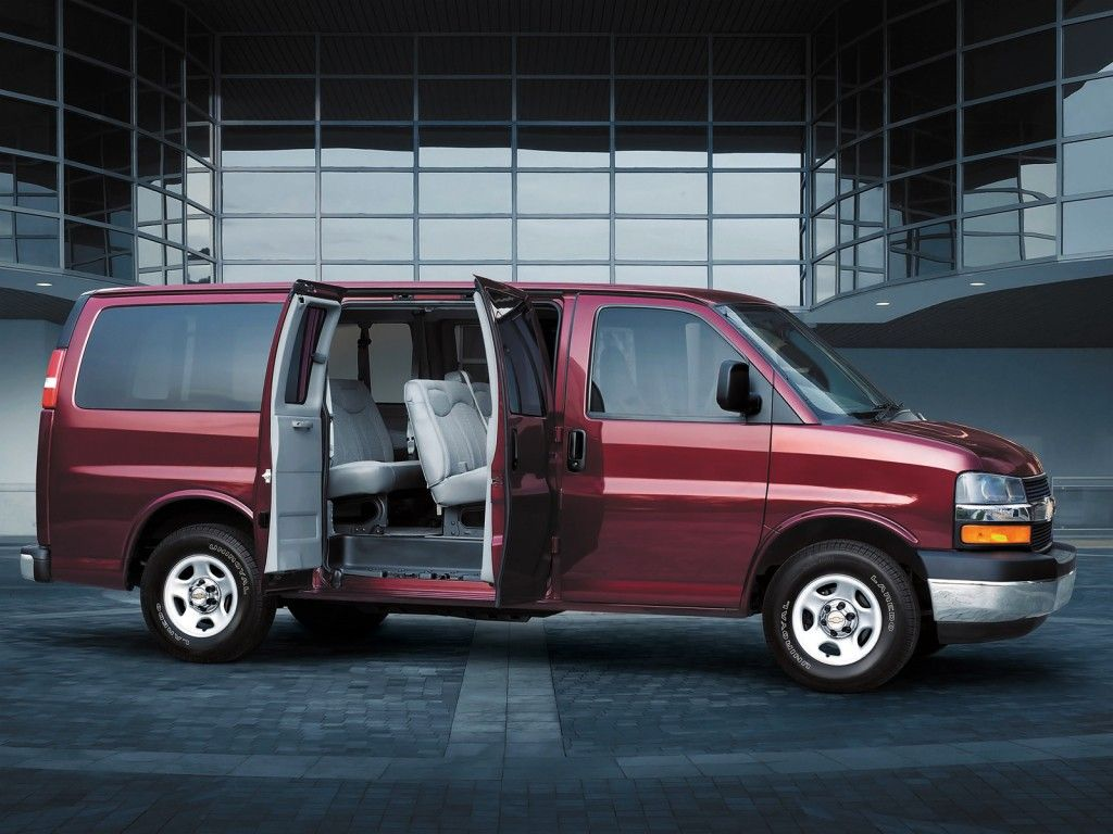 Chevy Express Extended Cargo Van For Sale More Models At