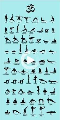 68 vector yoga poses each with its english and sanskrit