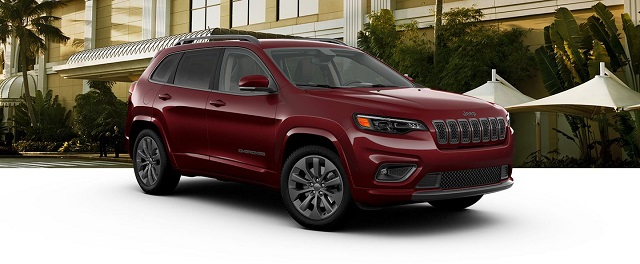 The Only Change On The 2020 Jeep Cherokee Could Be The Srt Model