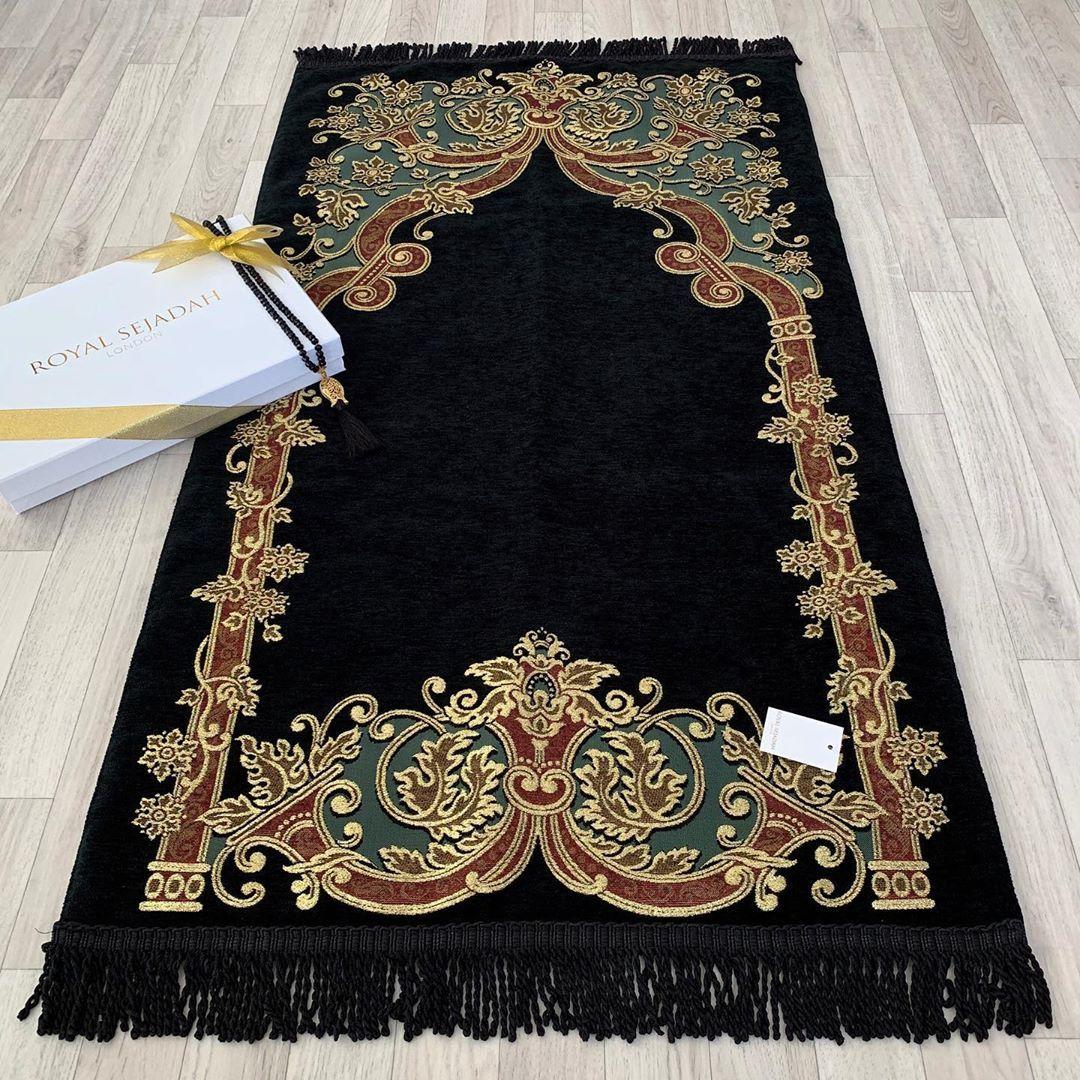 Gefallt 1 632 Mal 33 Kommentare Royal Sejadah Royalsejadah Auf Instagram Royal Sejadah Luxury Prayer Mats T In 2020 Prayer Mat Islam Prayers Rock Revival Jean