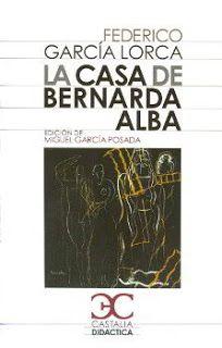 La Casa De Bernarda Alba Garcia Lorca Descargar Pdf Pdf Libros Federico Garcia Lorca Las Aventuras De Tom Sawyer Garcia Lorca
