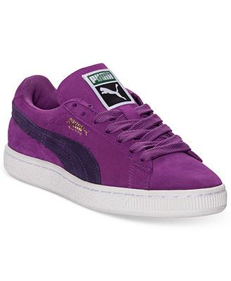 ed51a27ec63 Puma Women s Suede Classic Casual Sneakers from Finish Line