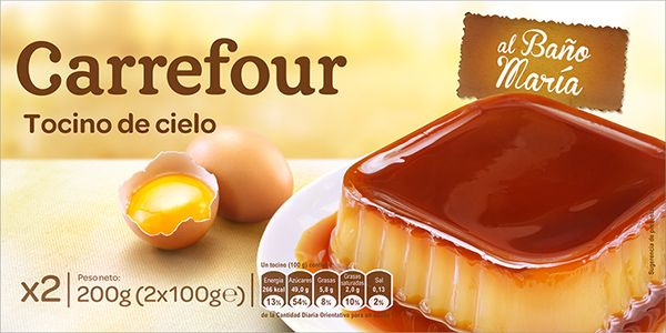 Carrefour Bano.Carrefour Desserts Packaging On Behance Packaging3