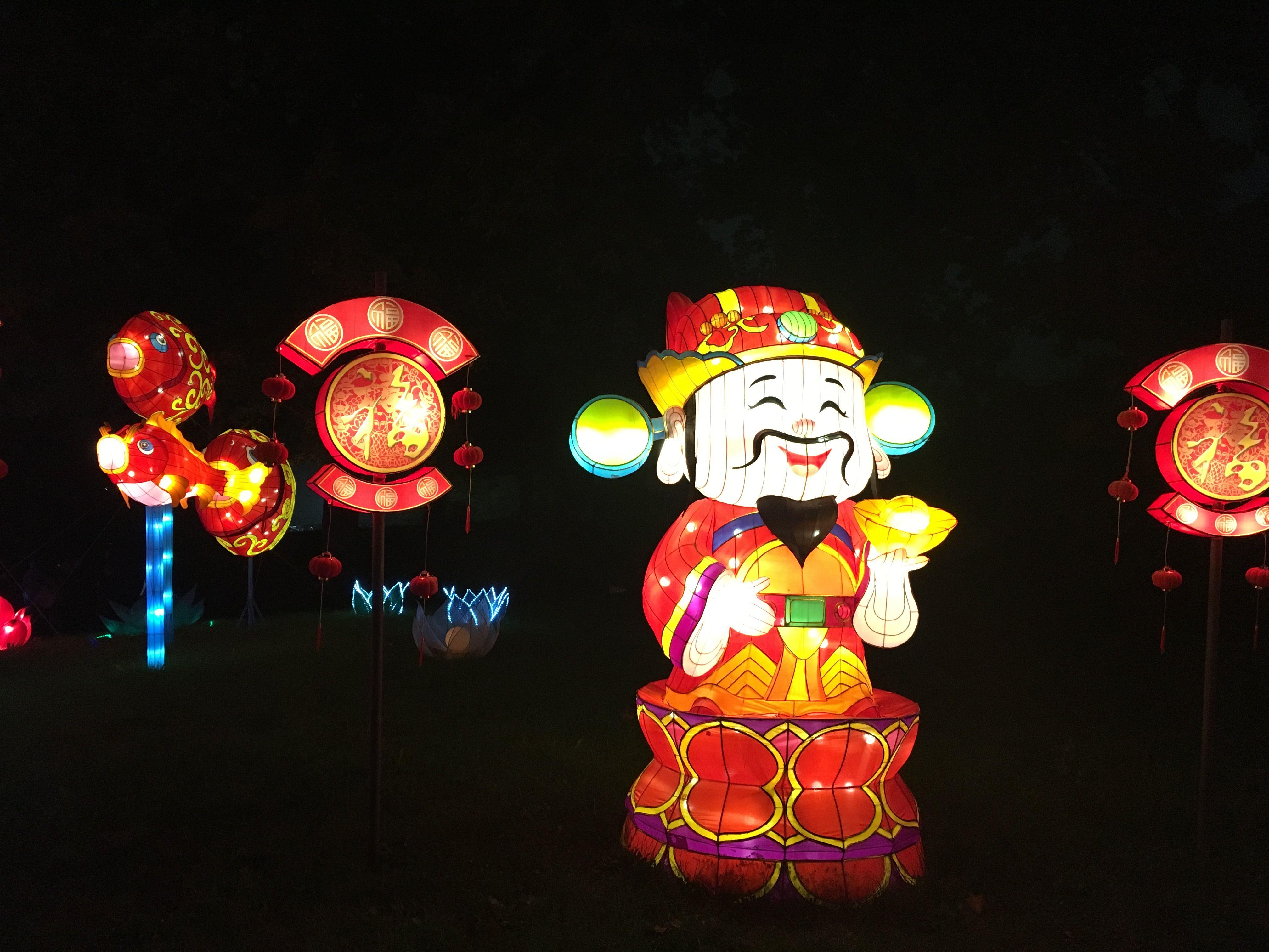 797affacd7e512fafa6798b58b5eba9c - China Lights Boerner Botanical Gardens Tickets