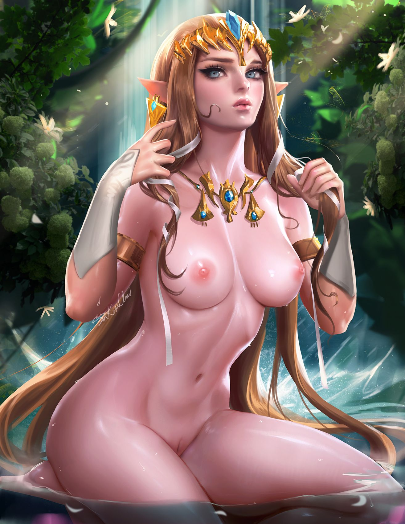 twilight princess girls nude