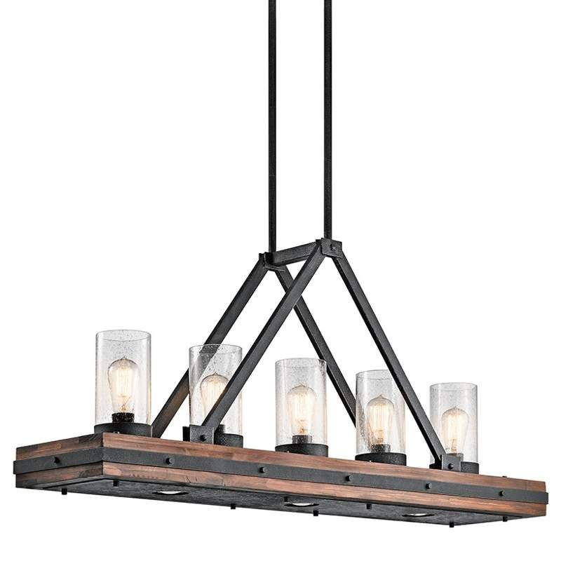 View the kichler 43491 colerne linear chandelier with 8 lights view the kichler 43491 colerne linear chandelier with 8 lights 44 inches wide at build aloadofball Gallery
