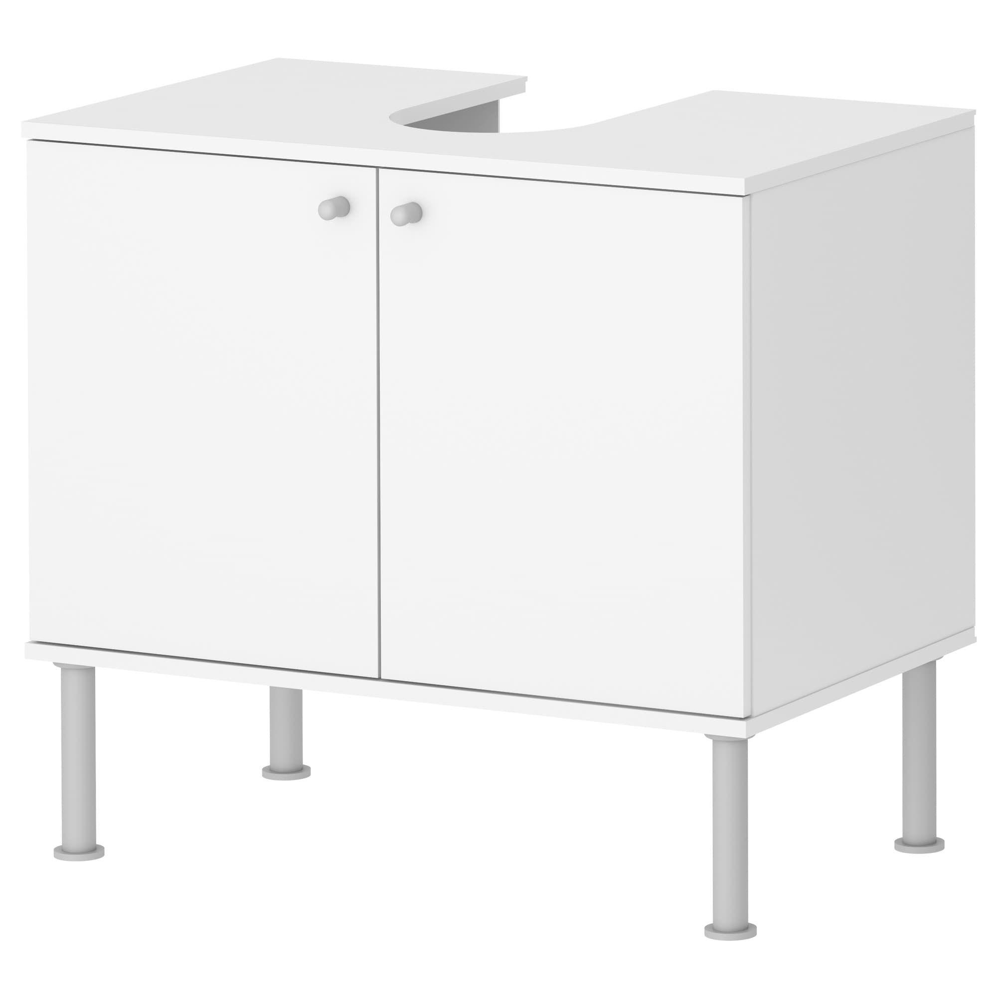 Fullen Waschbeckenunterschrank 2 Turen Weiss Ikea Deutschland Waschbeckenunterschrank Ikea Bad Lagerung Und Ikea Regal