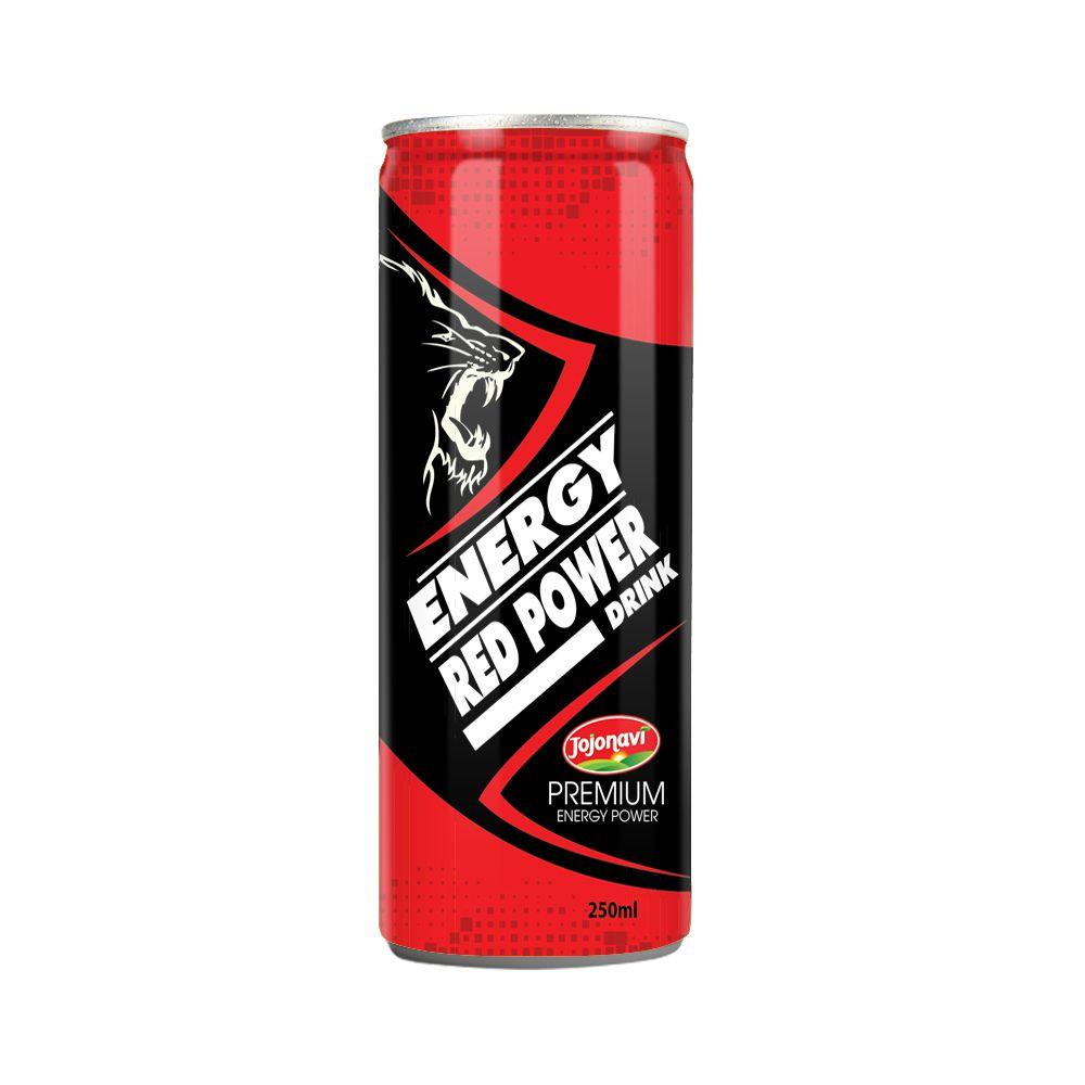 Oem custom private label energy drink factory red power