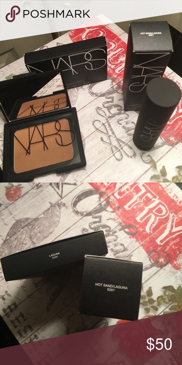 NARS bronzers NARS bronzing powder and NARS sculpting multiple duo NARS Makeup Bronzer