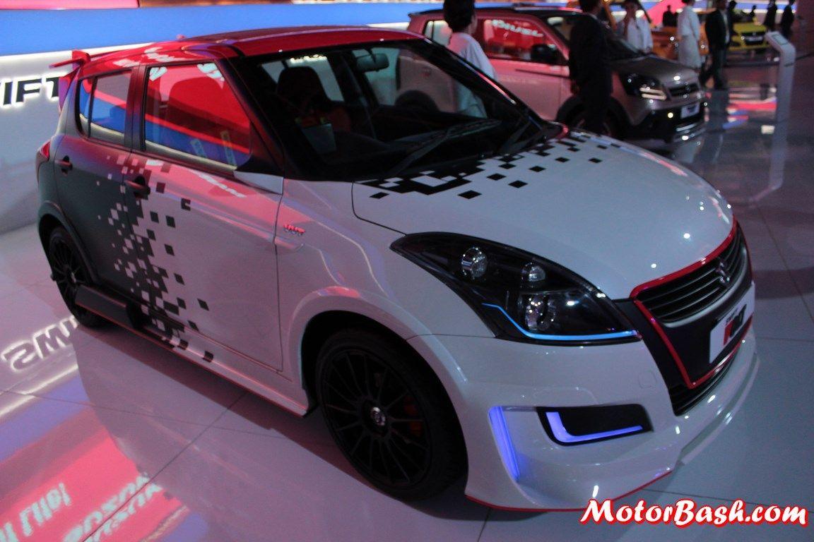 Modif Mobil Suzuki Swift