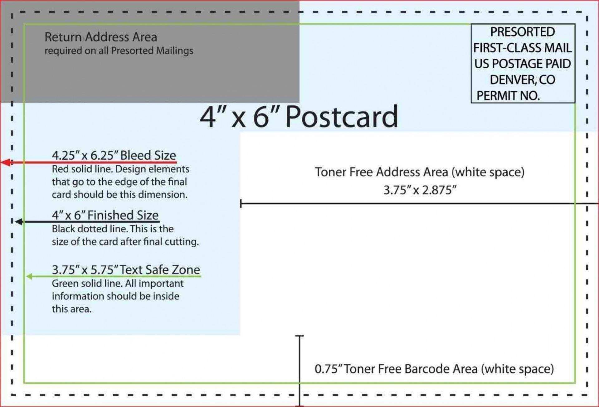 001 Template Ideas X Templates 4x6 Card Resume Postcard Regarding Microsoft Word 4x6 Postca Postcard Template Free Postcard Template Postcard Template Business