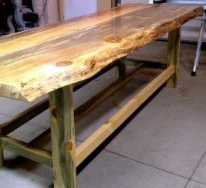 Beetle Kill Furniture Pine Sustainable Lumber Company