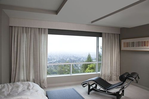 Sheers Roller Blind Combinations Curtains Bedroom Modern