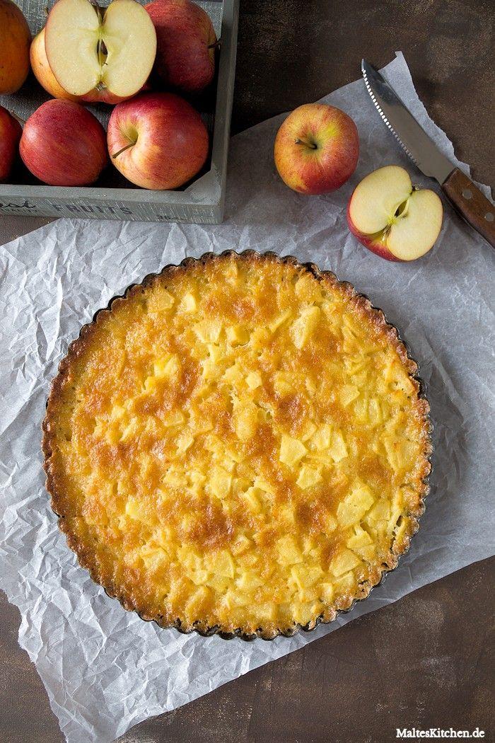 Toskanischer Apfelkuchen | Συνταγή