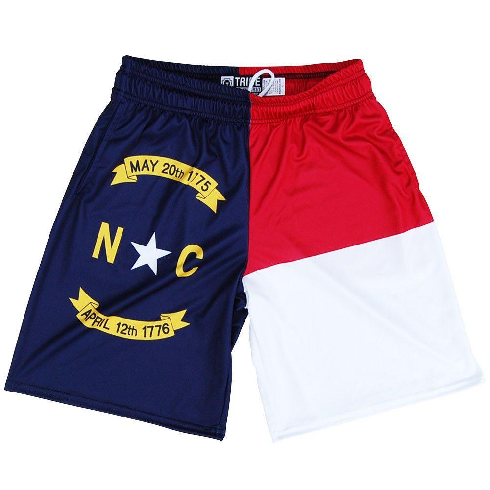 Cardinal Heather Lacrosse Shorts