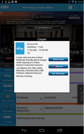 Pin On Cable App Screenshots