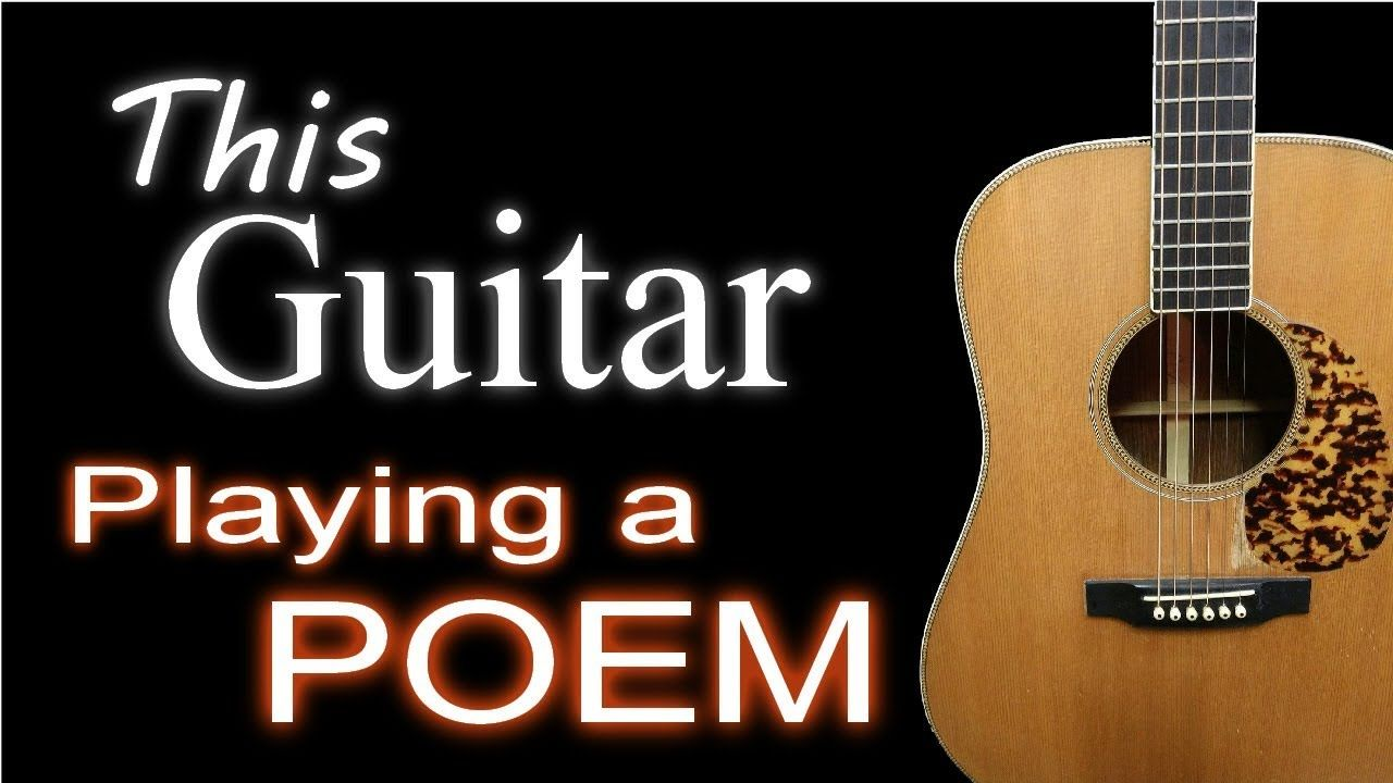 This Guitar Playing A Poem Twilight Acoustic Guitar Song Youtube Guitar Songs Playing Guitar Guitar Youtube