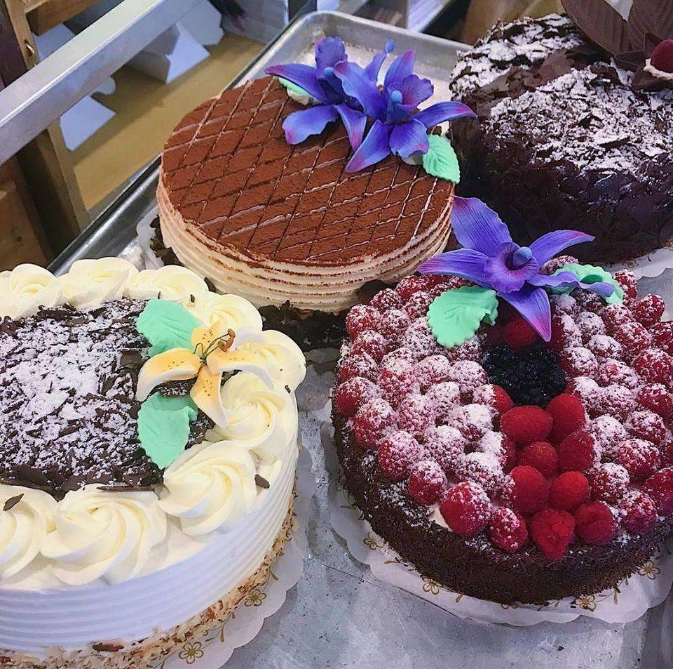 21 Essential San Diego Bakeries Bakery, Dessert bars